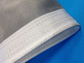 Confectioned Mesh fabric