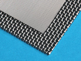 Filtration mesh and (coarse) support mesh