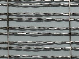 welded / twinned mesh