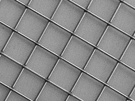 standard welded mesh example