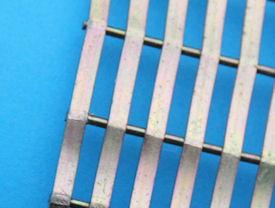 welded strip mesh / circ. wire cylinder